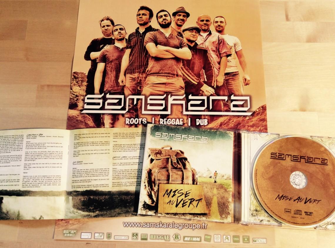 produit par Samsk'Asso records. / distribué par Keyzit